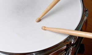Gil Graham's Drumming Preparatory School: One, Two, or Three Kids' Group Drum Lessons at Gil Graham's Drumming Preparatory School (Up to 57% Off)
