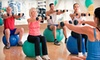 Up to 84% Off Fitness Classes at Optimal Sport Health Clubs