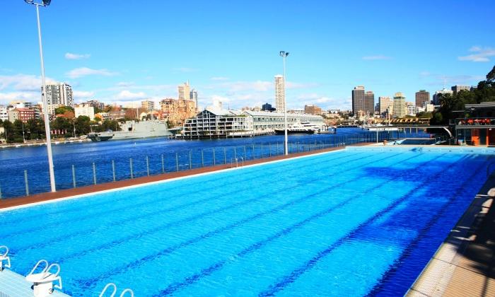 Andrew Boy Charlton Pool In Sydney Nsw Groupon