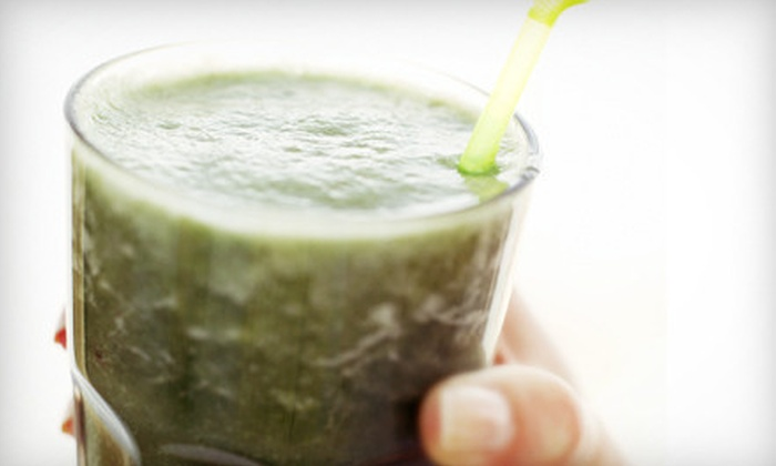 Chef V - North Clairemont: Three-, Five-, or Seven-Day Juice Cleanse from Chef V (Up to 55% Off)