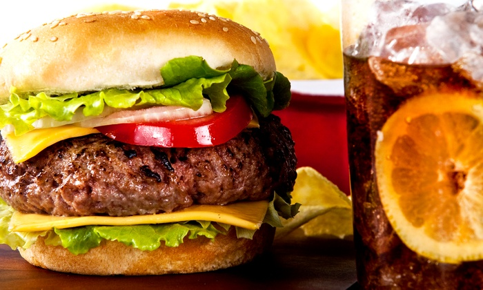Big Daddy's Fire Grill - Foothill Blvd - Pasadena: $6 for $10 Worth of Wood-Fired Burgers, Sausages, and Drinks at Big Daddy's Fire Grill