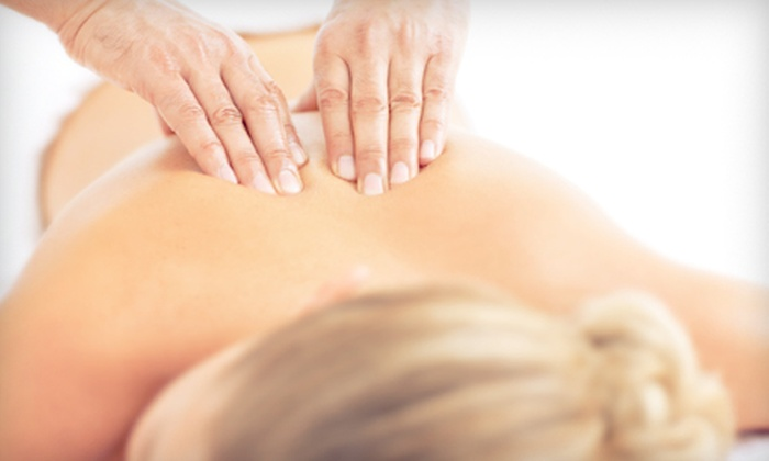 Brittany Harris LMT - Salon Suites: $35 for a One-Hour Swedish or Deep-Tissue Massage with a Hand-and-Foot Sugar Scrub from Brittany Harris LMT ($75 Value)