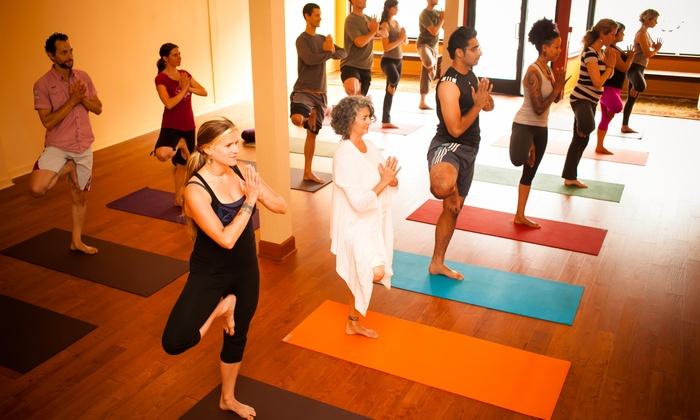 Mandala Yoga  - Portland: $49 for 10 Classes for New Students at Mandala Yoga Studio ($110 Value)