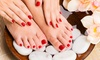 Unwind Nail Lounge - Oak Lawn: Specialty Manicures or Pamper Me Mani-Pedis at Unwind Nail Lounge (Up to 44% Off). Four Options Available.