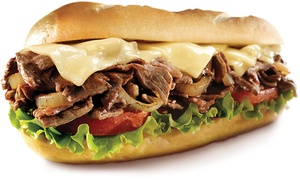 Charley's Grilled Subs: $6 for $12 Worth of Subs and Gourmet Fries at Charley's Grilled Subs