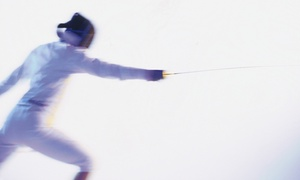 San Francisco Fencers' Club: $49 for Four Kids' Introductory Fencing Classes at San Francisco Fencers' Club ($135 Value)