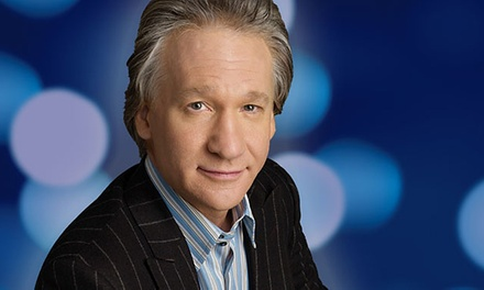 Bill Maher at Macon City Auditorium on Saturday, February 7, at 8 p.m. (Up to 49% Off)