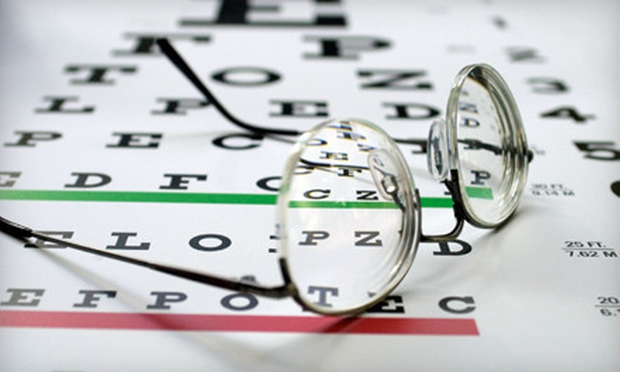 HMY Vision - Multiple Locations: $35 for an Eye Exam and $260 Toward Prescription Eyewear at HMY Vision ($340 Value)