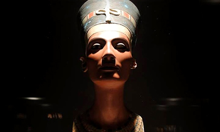 Houston Museum of Natural Science - The Museum District: Visit to Museum and Ancient-Egypt Exhibit for Two or Four at the Houston Museum of Natural Science (Up to 63% Off)