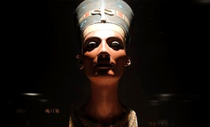 Houston Museum of Natural Science: Visit to Museum and Ancient-Egypt Exhibit for Two or Four at the Houston Museum of Natural Science (44% Off)