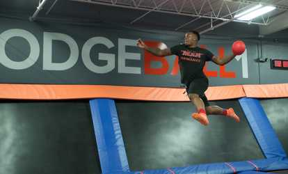 groupon sky zone fenton