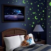 Discovery Kids Glow-In-the-Dark Star and Planet Decals