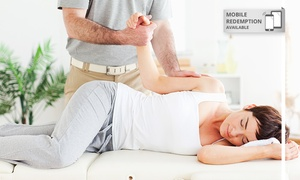 Aspire Chiropractic: One-Hour Body Massage and Health Analysis for One ($35) or Two People ($65) at Aspire Chiropractic (Up to $280 Value)