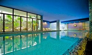 ALOE SPA: Ingressi con piscina riscaldata, idromassaggio, sauna, bagno turco, sala fitness e bar da Aloe Spa (sconto fino a 86%)