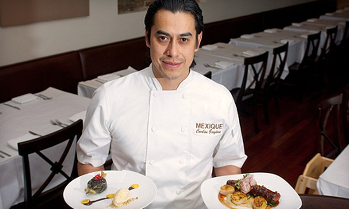 Carlos Gaytan - Central Chicago: $40 for Three-Course Meal with Chef Carlos Gaytan on July 11 at Taste of Chicago. Two Options Available.