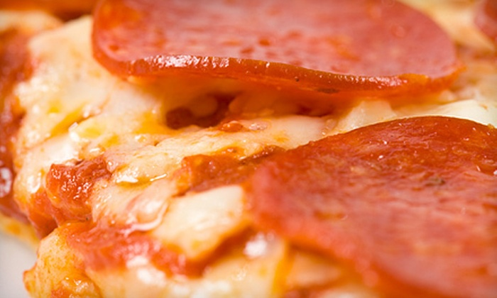 ABC Pizza - Wellswood: $10 for $20 Worth of Italian Cuisine at ABC Pizza