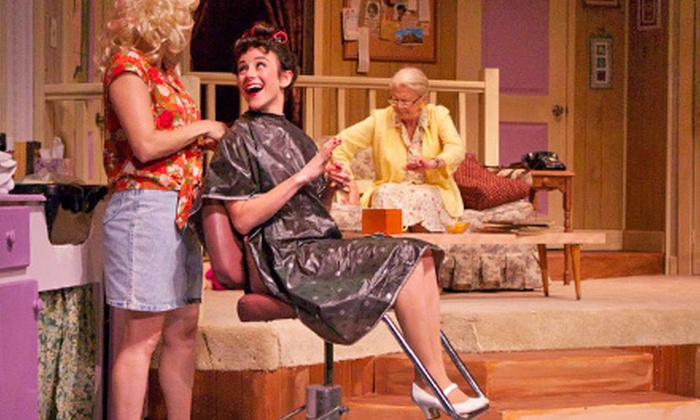 """Steel Magnolias"" or ""Tuna Does Vegas"" - Arrow Rock Lyceum Theatre: ""Steel Magnolias"" or ""Tuna Does Vegas"" for Two or Four at Arrow Rock Lyceum Theatre (Up to 54% Off)"