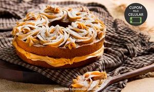 Saindo Do Forno: Saindo Do Forno - Vila Leopoldina: bolo simples, especial ou de churros