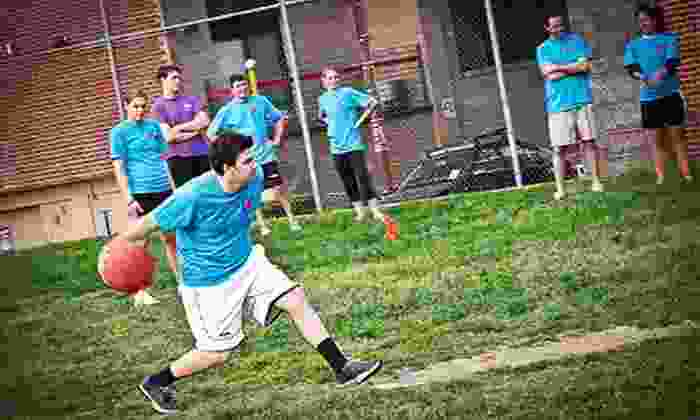 S3 Leagues - Greenpoint: $49 for an Eight-Week Coed Kickball or Softball League from S3 Leagues ($115 Value)