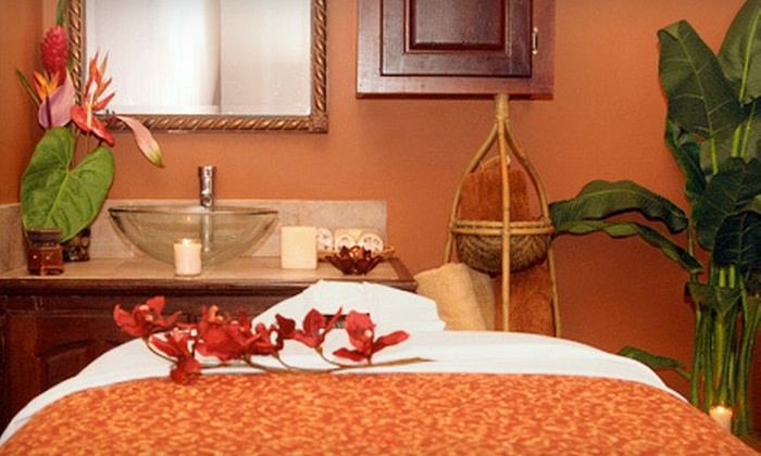 Touch Therapies Day Spa - Gros Islet: Spa Services at Touch Therapies Day Spa in St. Lucia (Half Off). Two Options Available.