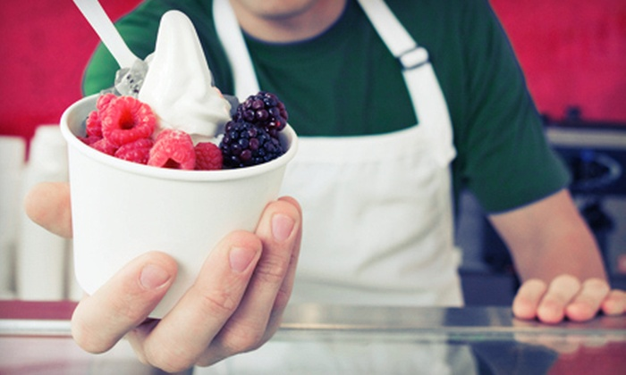 Twirl Boulder - Goss - Grove: $10 for $20 Worth of Frozen Yogurt and Grill Fare at Twirl Boulder