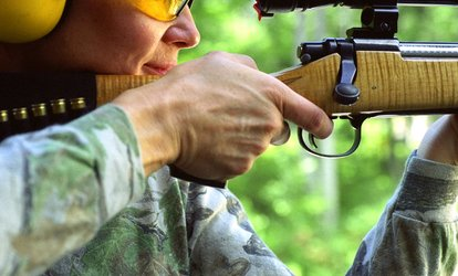 image for <strong>Shooting-Range</strong> Packages for Two or Four at McMiller Sports Center (Up to 39% Off)