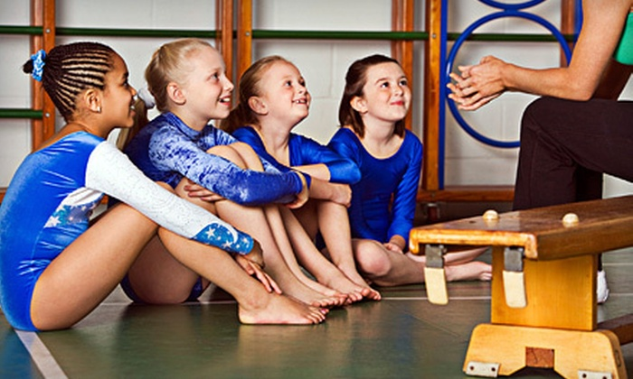 Gymcats Gymnastics - Olive Branch: 5 or 10 Kids' Gymnastics Classes at Gymcats Gymnastics (Up to 54% Off)