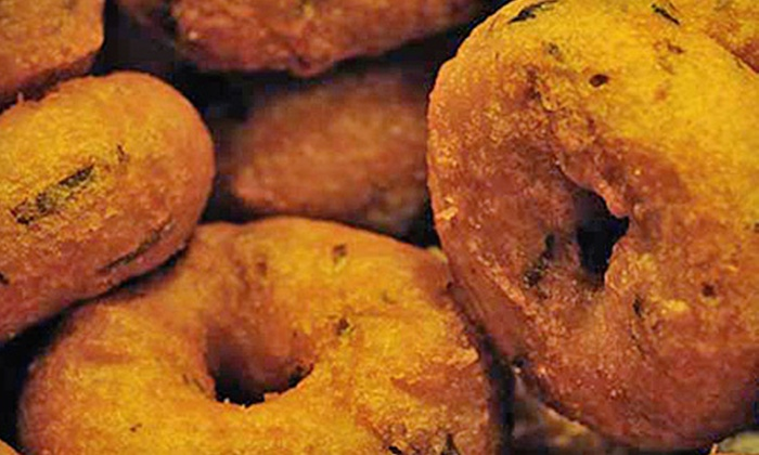Sri Krishna Vilas - Alpharetta: Indian Dinner Cuisine and Drinks at Sri Krishna Vilas (Up to 55% Off). Two Options Available.
