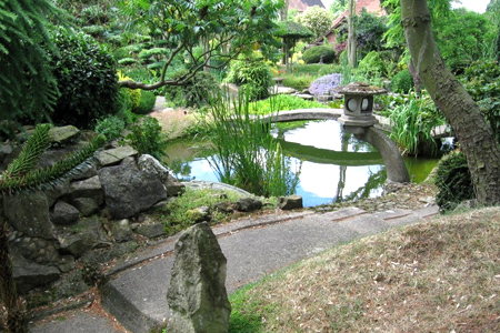 Pure Land Meditation Centre And Japanese Garden In