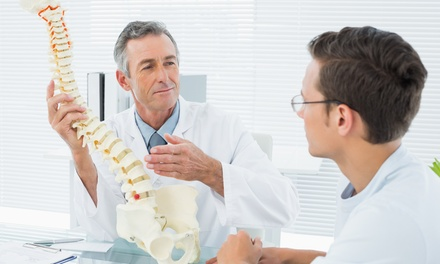 Three-Visit Chiropractic Package with Exam, X-Rays, and Two Adjustments from Bonita Springs Chiropractic (89% Off)