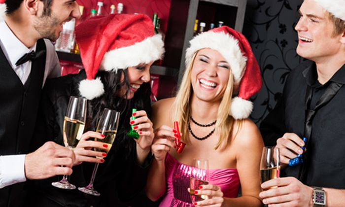 Ramada Warwick Hotel - Kenilworth: Festive Party With Three-Course Meal For Two, Four or Ten from £29 at Ramada Warwick Hotel (Up to 65% Off)