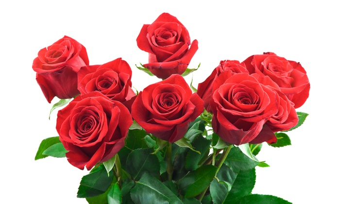 Brown's Floral Design - Asheville: $59 for a Dozen Roses with Delivery from Brown's Floral Design ($120 Value)