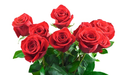 $59 for a Dozen Roses with Delivery from Brown's Floral Design ($120 Value)