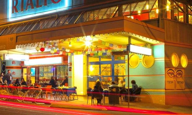 Tibetan Kitchen Menu West End