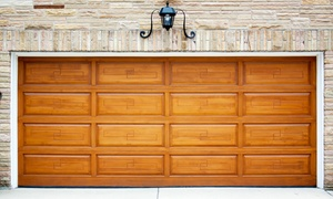 ASAP Garage Door Service: Garage-Door Tune-Up for One or Two Garage Doors from ASAP Garage Door Service (Up to 62% Off)