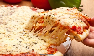 Angilo's Pizza: $11 for Two Groupons, Each Good for $10 Worth of Pizza and Hoagies at Angilo's Pizza ($20 Total Value)