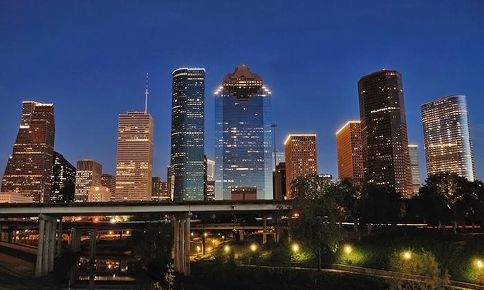 Crowne Plaza Northwest Houston - Houston: Stay at Crowne Plaza Northwest Houston; Dates into February