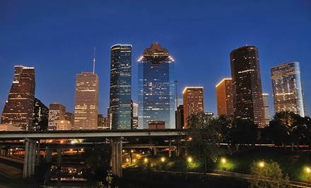 Stay at Crowne Plaza Northwest Houston; Dates into February