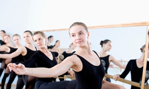BalletNova Center for Dance: $45 for Five Adult Drop-In Dance Classes at BalletNova Center for Dance ($90 Value)