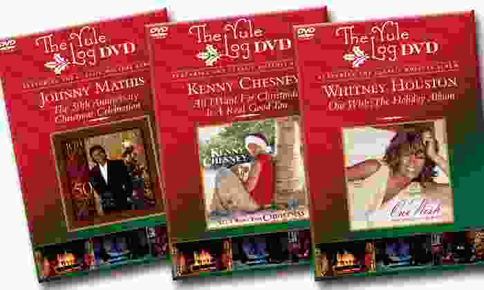 The Yule Log DVD: The Yule Log DVD. Multiple Music Artists Available. Free Returns.