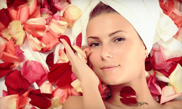 Claudia Gudino at Sassy Day Spa  - Woodland: One or Three Spa Facials with Paraffin Hand Treatments at Claudia Gudino at Sassy Day Spa (Up to 55% Off)