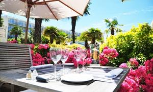 Restaurant Ailleurs (groupe westotel): Menu avec entrée, plat et dessert pour 2 ou 4 à partir de 32 € au restaurant Ailleurs du Westotel**** Nantes Atlantique