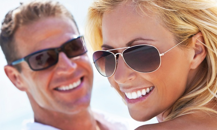 Village Smiles - Elk Grove Village: Dental Checkup with Option for In-Office Teeth Whitening at Village Smiles (Up to 85% Off)