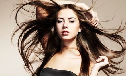 $109 for a Keratin Hair Treatment from Natasha Williams at Awakening Bliss Salon ($249 Value)