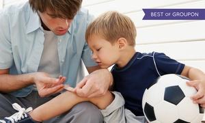 """Lecturio: 12 Monate Online-Kurs """"Grundlagen der Ersten Hilfe bei Notfällen mit Kindern"""" bei Lecturio (50% sparen*)"""