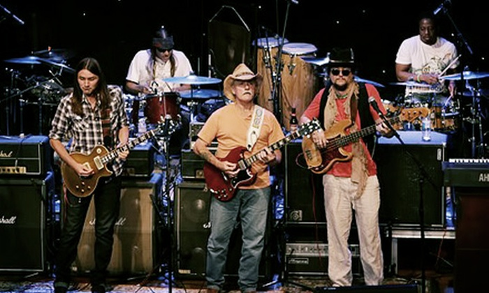 Dickey Betts and Great Southern - Carolina Theatre: $19 to See Dickey Betts and Great Southern at Carolina Theatre on Friday, August 30, at 8 p.m. (Up to $44.15 Value)