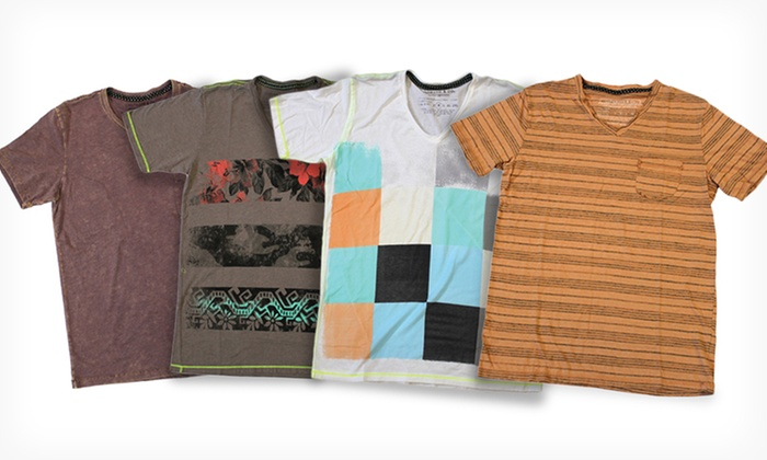 $19.99 for a Cohesive & Co. Men's T-Shirt ($64 List Price). Multiple Styles Available. Free Shipping and Returns.