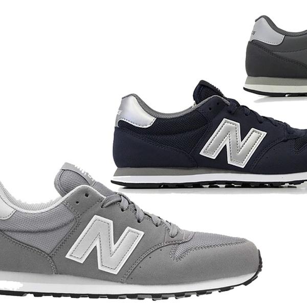 new balance uomo gm500 navy