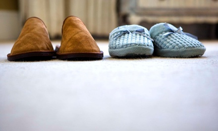 $69} for Carpet Cleaning for Three Rooms from Pinnacle Carpet Cleaning ($405 Value)