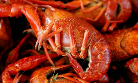 Cajun and Vietnamese Food and Seafood at Crabby Cafe (Up to Half Off). Two Options Available.
